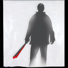 Shower Curtain - Manchete Killer