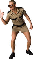 LT. DANGLE Halloween Costume