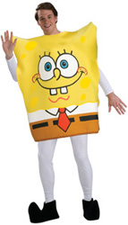 ADULT SPONGEBOB  - Halloween Costumes