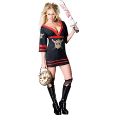 MISS VOORHEES - Halloween Costumes