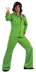 LEISURE SUIT LIME - Halloween Costumes