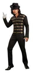 Michael Jackson Military Print Jacket