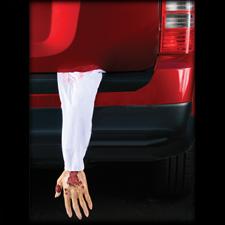 Severed Zombie Arm - White