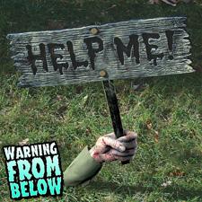Warning From Below - Help Me
