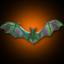 Sheer Bat - Green