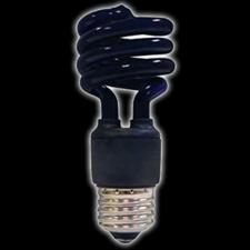60 Watt Flourescent Blacklight Bulb
