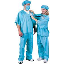 Deluxe Doctor Scrubs