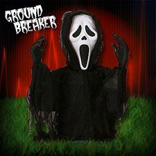 Ghost Face Ground Breaker