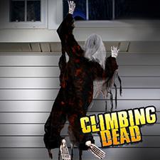 Climbing Dead Black