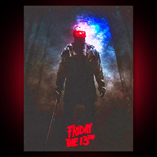 Friday the 13th Light-Up