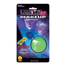 Black Light FX Glow Makeup - Green