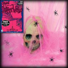 Spider Web - Pink