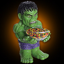 Hulk Candy Holder