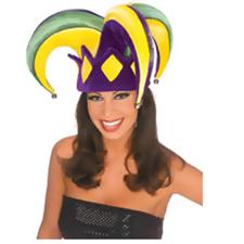 Mardi Gras Royale Jester Hat