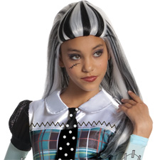 Frankie Stein Wig - Monster High