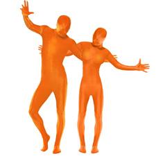 Skin Suit Orange - 2nd Skin