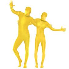Skin Suit Yellow - 2nd Skin