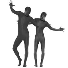 Skin Suit Black - 2nd Skin