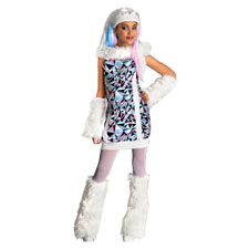 Abby Bominable - Monster High