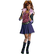 Clawdeen Wolf