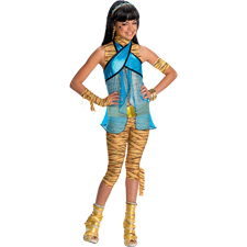 Cleo De Nile Costume Halloween Costume.