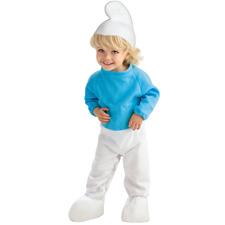 Smurf EZ On Romper Halloween Costume.