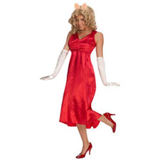 Miss Piggy (Red Dress) - Delux