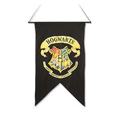 Hogwart's Printed Wall Banner
