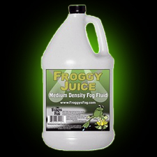 Froggy Juice - Pro Fog Fluid - 1 Gallon