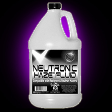 Neutronic Haze Fluid for Neutron and Radiance Hazer - 1 Gallon