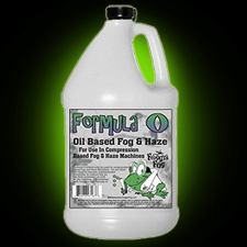 Formula O - Pro Oil Based Haze Juice  - 1 Gallon