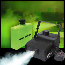 EF-400 400 Watt Mini Fog Machine